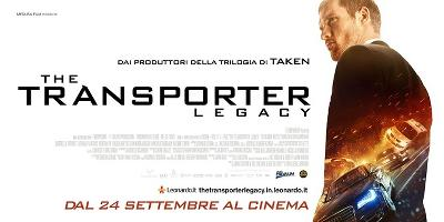 Come vedere The Transporter Legacy 2015 HD Streaming