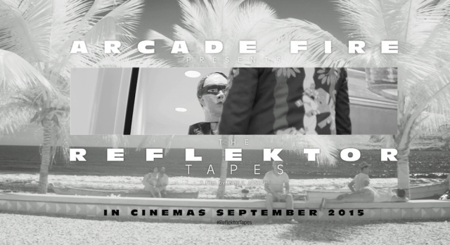 Come vedere Arcade Fire: The Reflektor Tapes (2015) Streaming