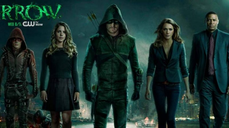 Come vedere Arrow Stagione 4 Episodio 1 Streaming