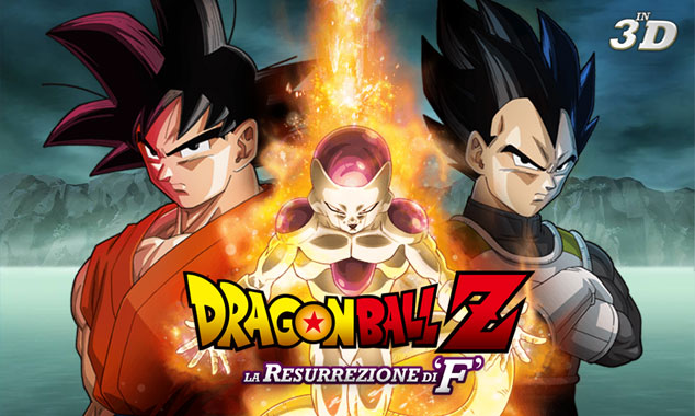 Come vedere Dragon Ball – La resurrezione di F HD 2015 Streaming
