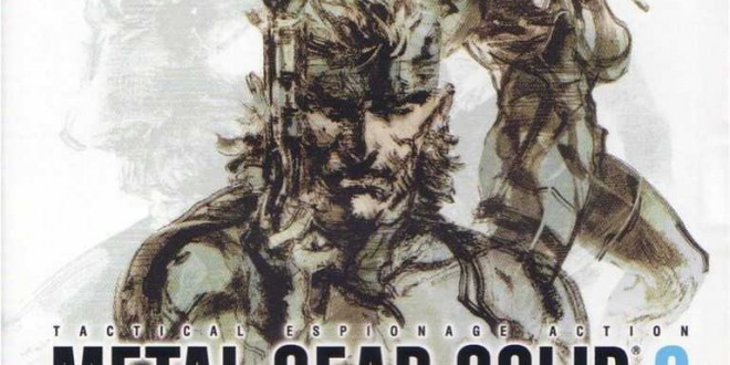 Metal Gear Solid 2: Substance v2.0 (2003) –  PC