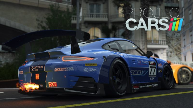 Project Cars: PC download l'update 7