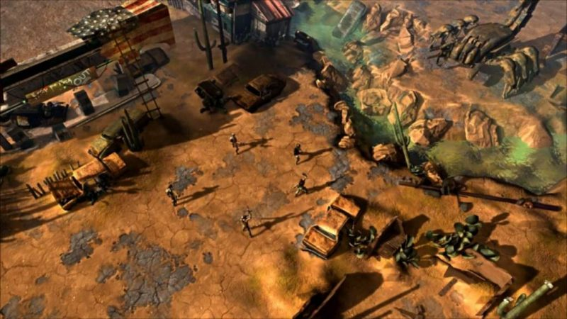 Wasteland 2: Director's Cut – recensione