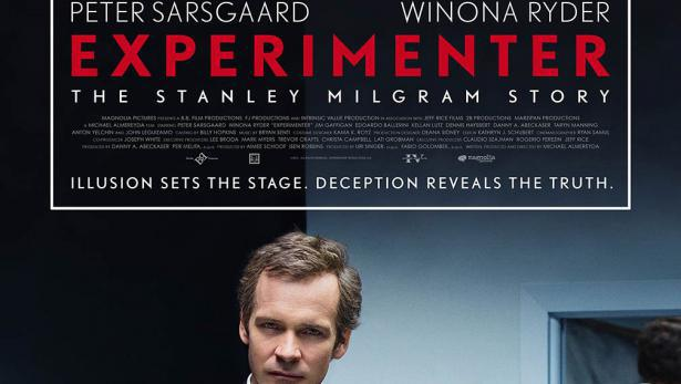 Come vedere Experimenter (2015) Film Streaming