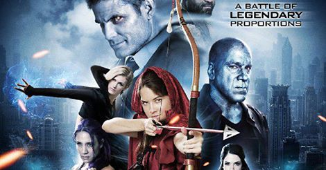 Come vedere Avengers Grimm (2015) Streaming