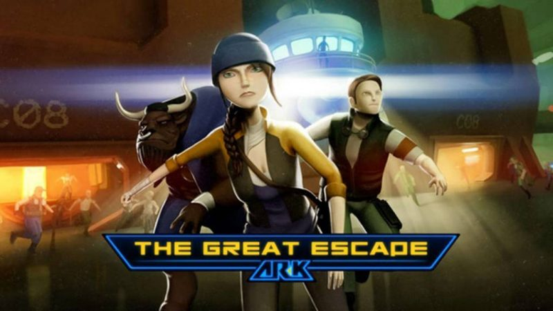 AR-K: The Great Escape per PC la Recensione
