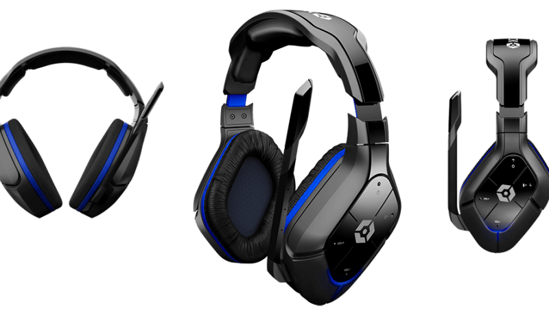 GIOTECK HC-4 Ps4 PC Xbox One