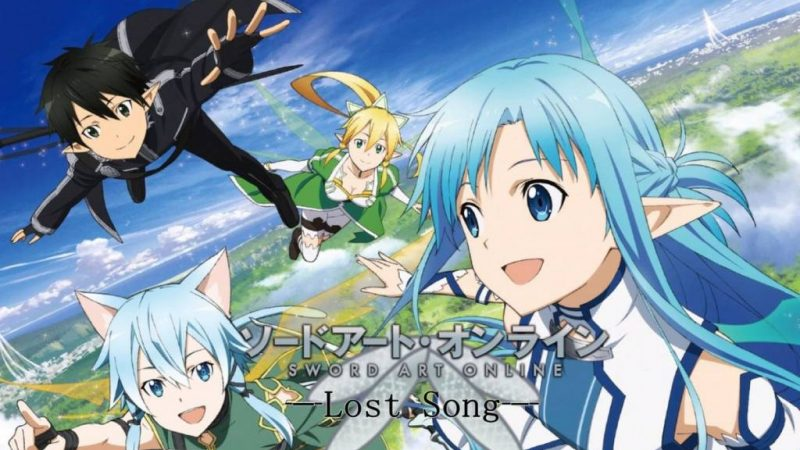 Sword Art Online Lost Song PS4 Recensione
