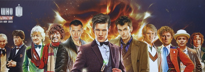 Come vedere Doctor Who Stagione 9 in Streaming
