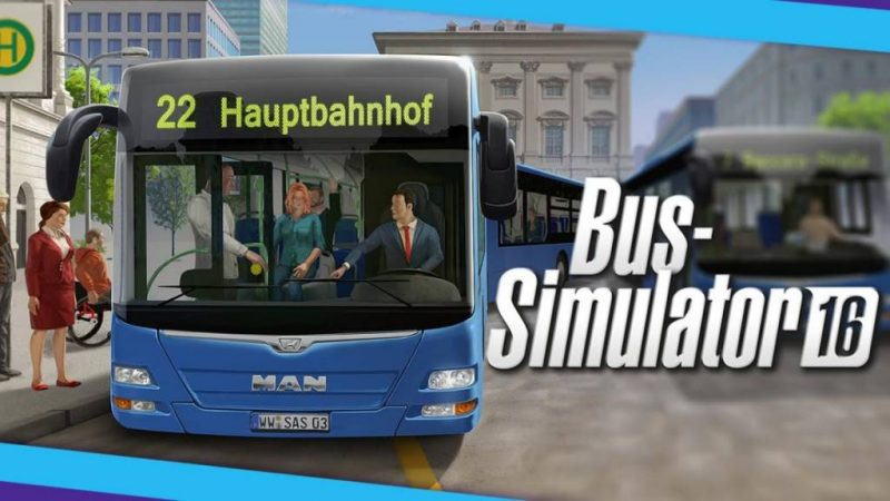 Bus Simulator 16 PC ITA