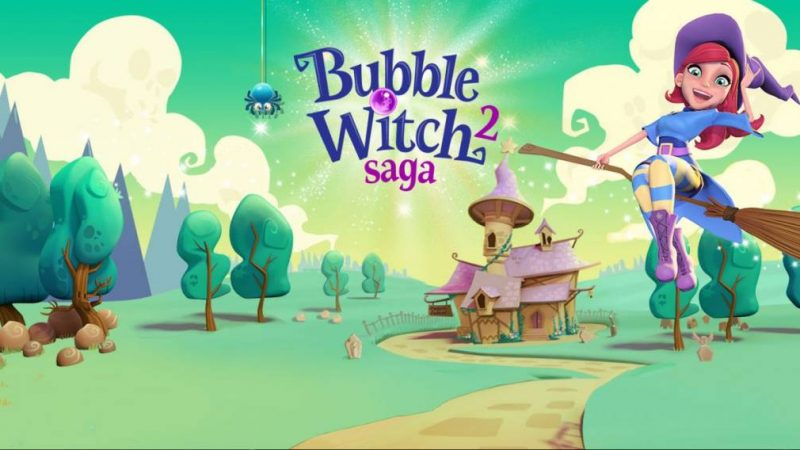 Bubble Witch 2 Saga Mod APK Download (Vite illimitate)