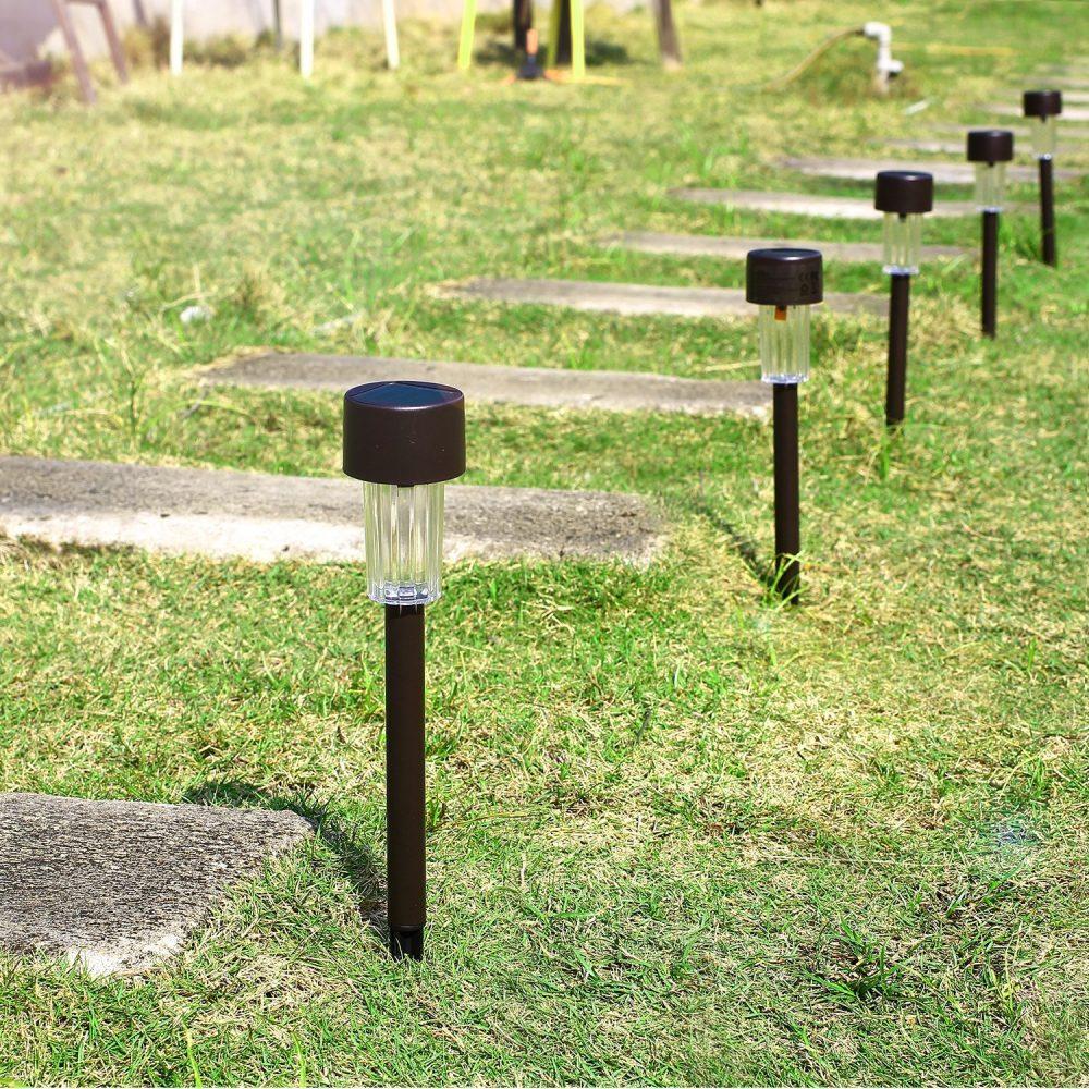 Recensione lampada led kealive per giardino a luce solare - Luce per giardino ...