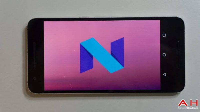 Aggiornamento ufficiale Android Nougat in Italia!