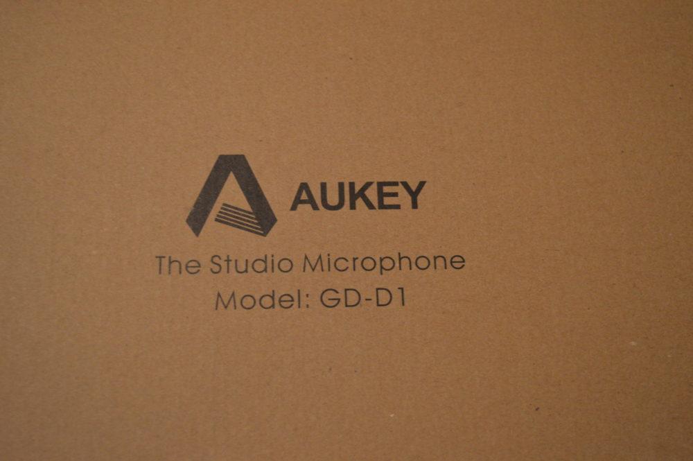 Recensione Microfono Aukey GD-G1 a Condensatore