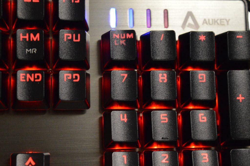 Recensione Tastiera da Gaming con Retroilluminazione Regolabile (KM-G3-N)
