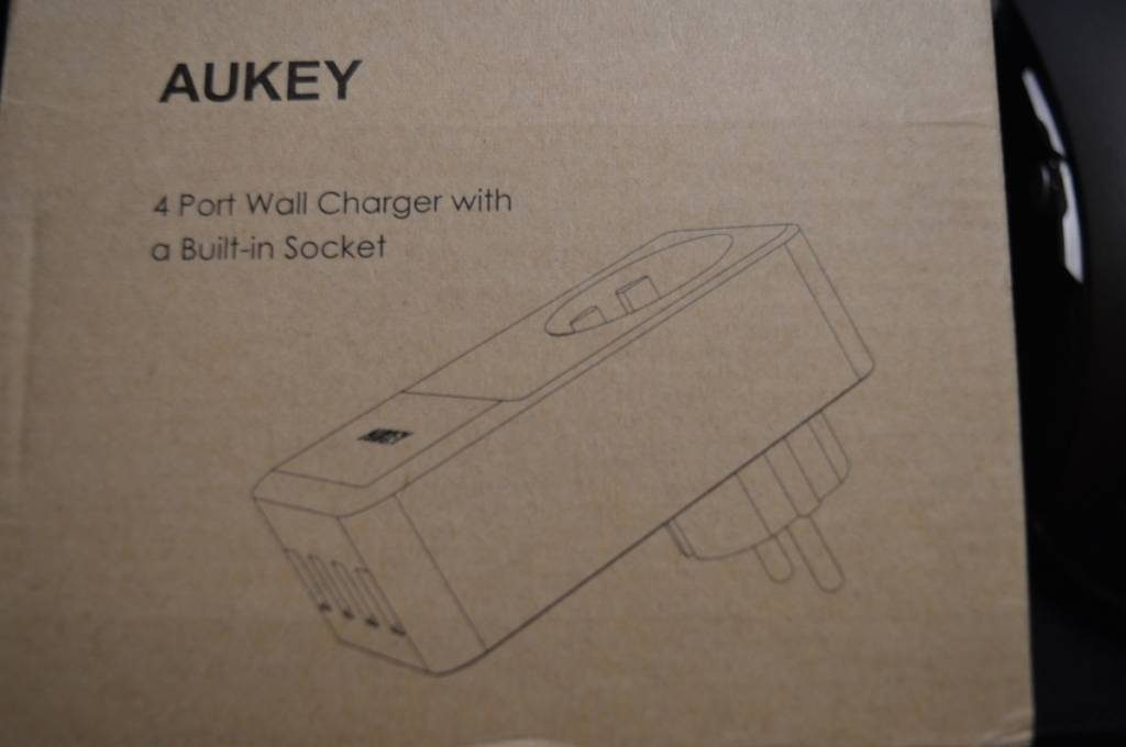 Recensione Caricabatterie USB Aukey (PA-S12)