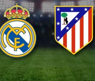 Real Madrid-Atletico Madrid streaming