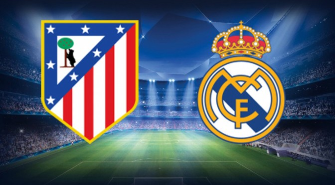 Atletico Madrid-Real Madrid streaming