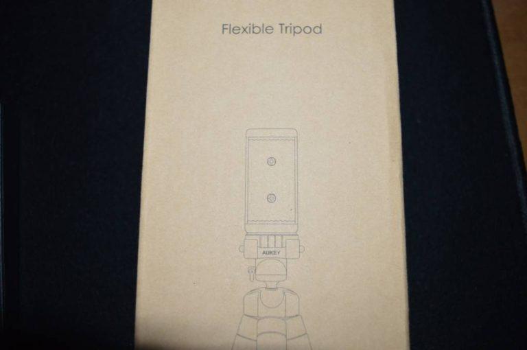 Recensione Treppiedi Mini Flessibile Portatile Aukey (CP-T03)