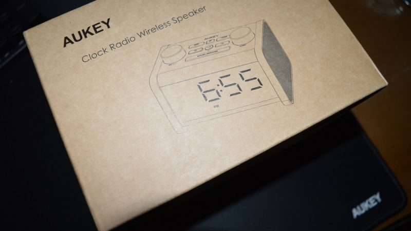 Recensione Radio Digitale e Altoparlante Bluetooth Aukey (SK-M37)