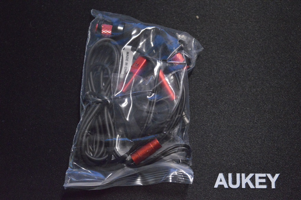 Recensione auricolare In Ear Stereo universale (Aukey EP-C2)
