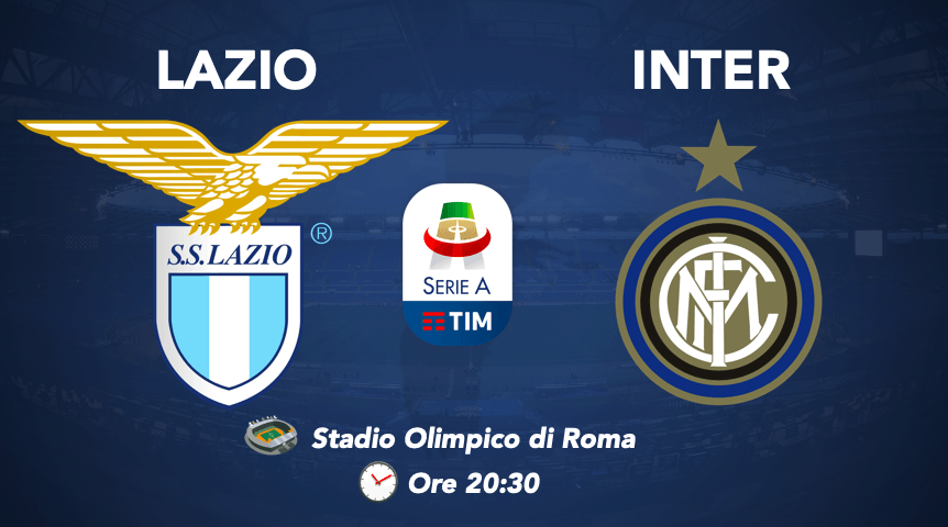 lazio - inter in streaming