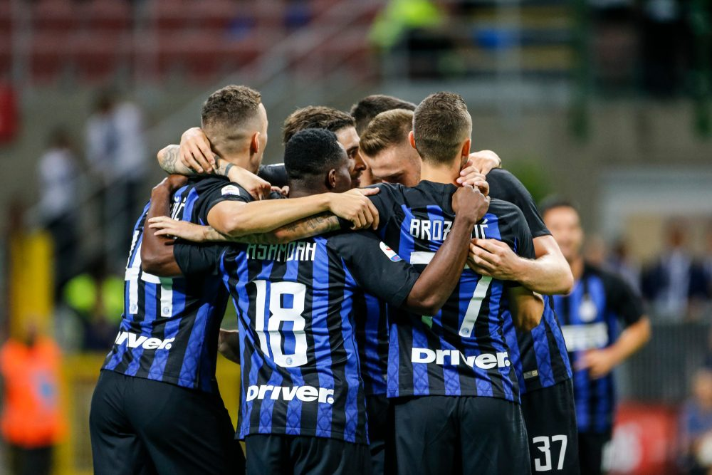 Inter – Barcellona e Napoli – PSG in streaming