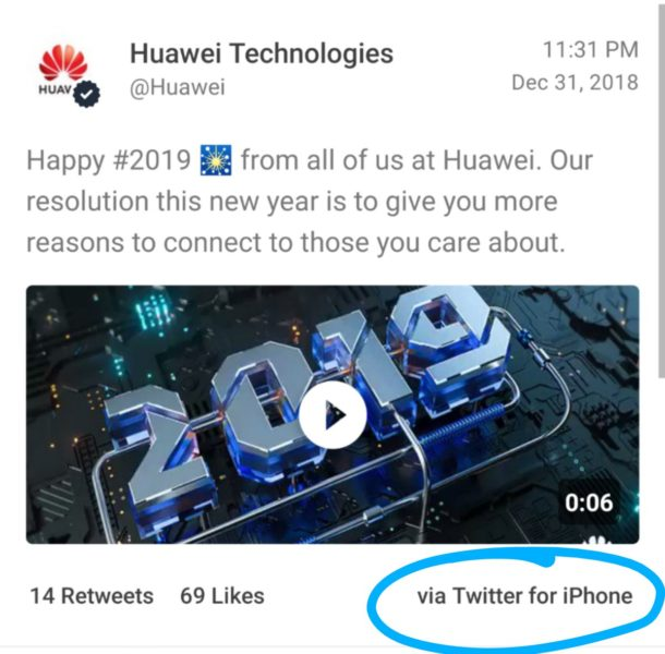 huawei punisce due dipendenti